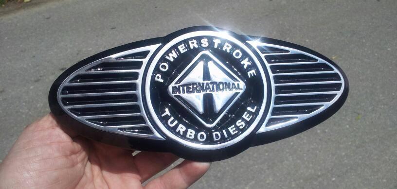 Cast Aluminum Emblems